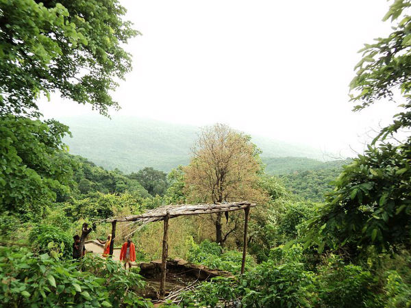 jharkhand in monsoon