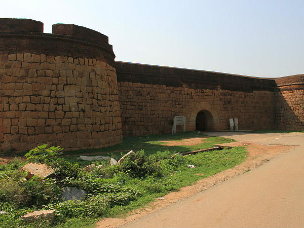 Houses The Beautiful Devanahalli Fort