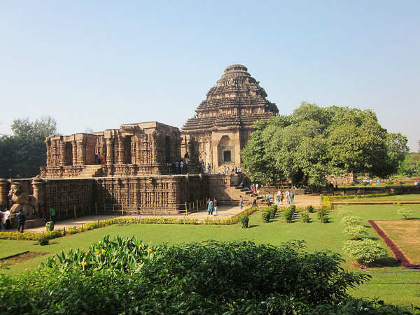 5) Houses The Incredible Konark Temple