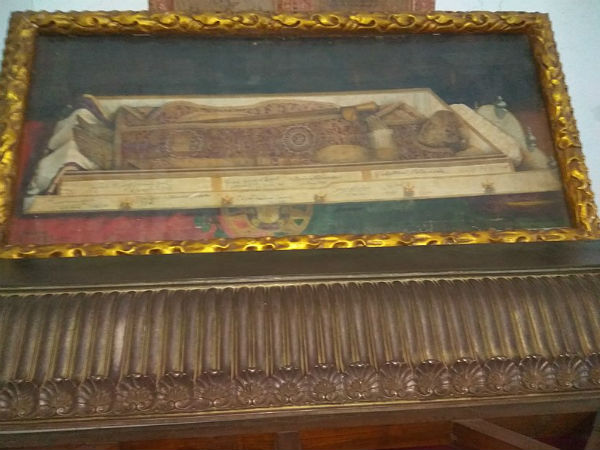 3) The Non-decomposing Body Of St. Francis Xavier