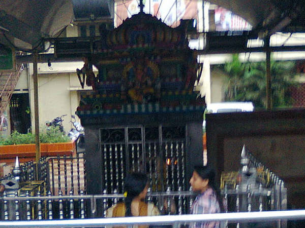 5) Sri Sampath Vinayagar Temple