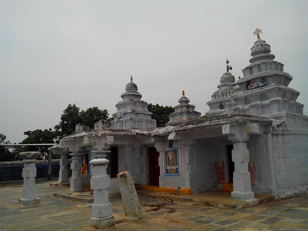 Sangameshwara Swamy Temple