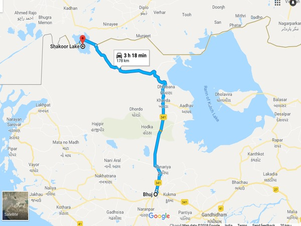 How To Reach Shakoor Lake