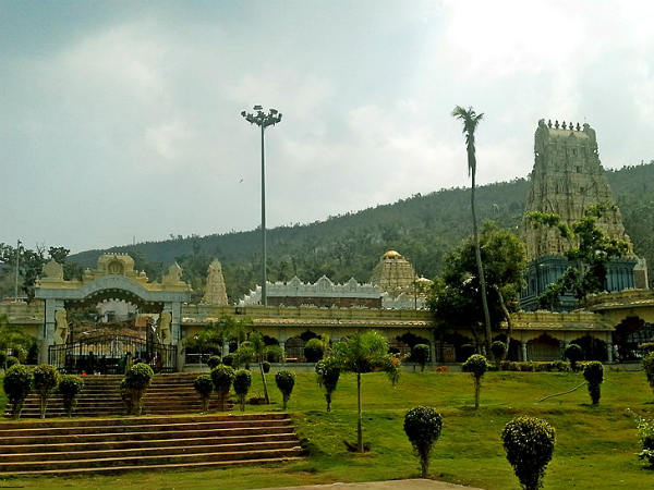 1) Simhachalam Temple