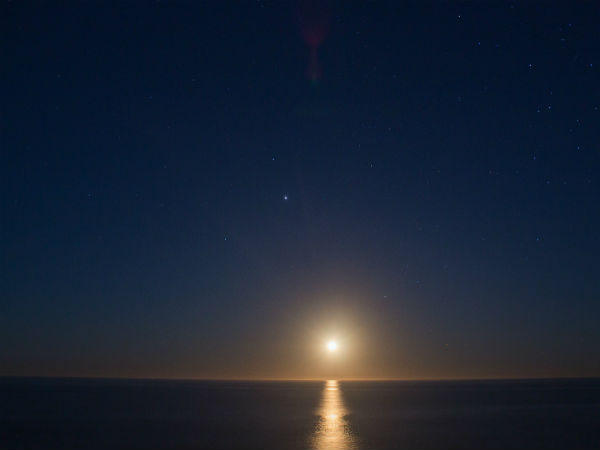 7) Place To See Sunset And Moonrise Simultaneously