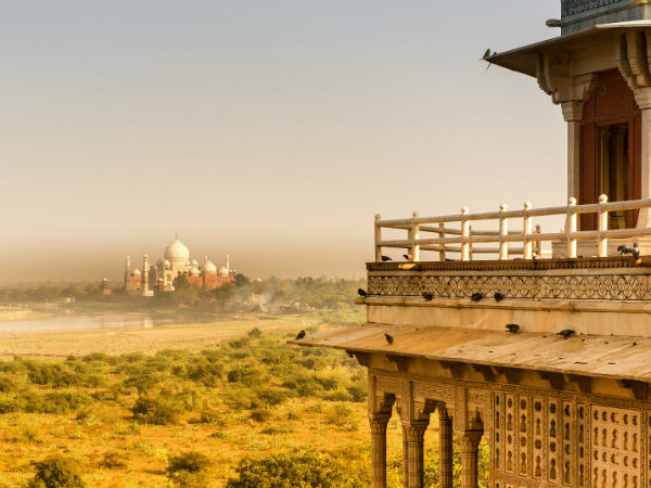 Why You Should Visit The Red Taj Mahal