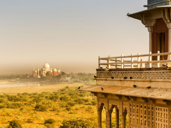 4) Keep The Taj Mahal Out Of Focus