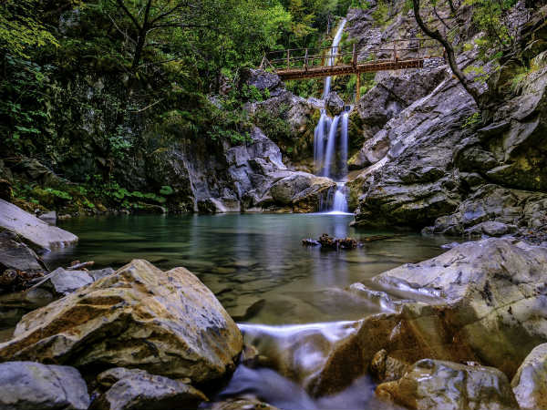 5) Waterfalls And Streams Wake Up In Excellence