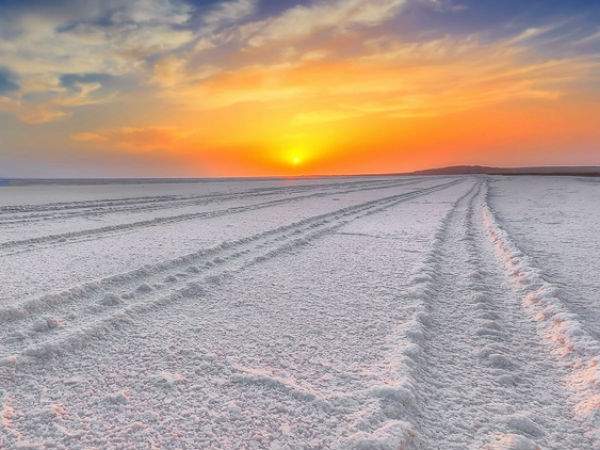 5) The Great Rann Of Kutch