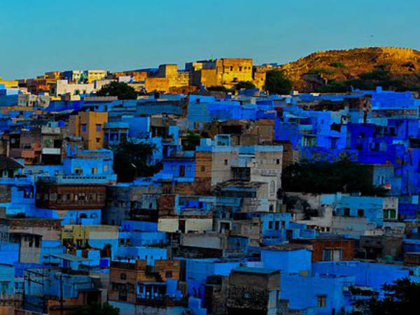"1) Explore The Beauty Of ""The Blue Jodhpur"""