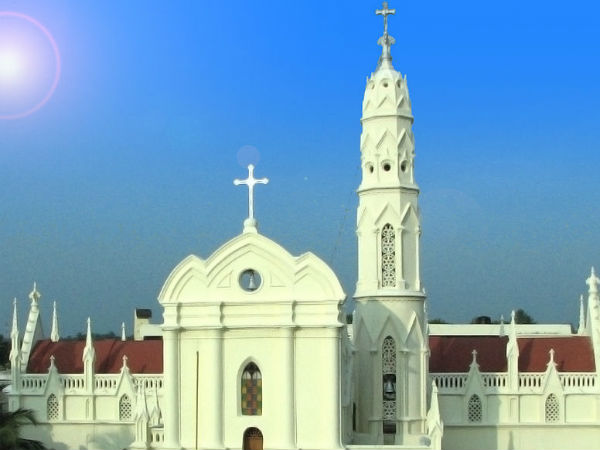 2) Witness The Architecture Of St. Xavier's Church