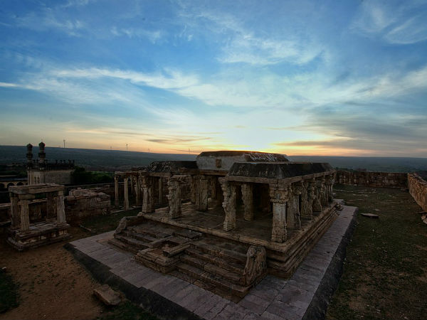 Final Destination – Gandikota