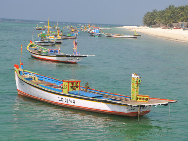 6) Cannot Visit Lakshadweep Without Tourism Permit