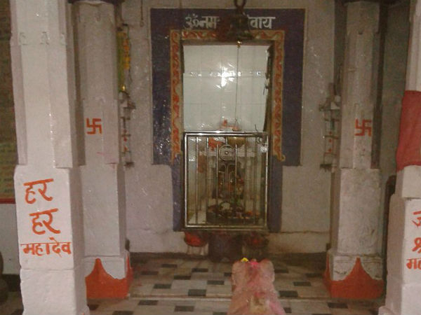 3) Mankameshwar Temple
