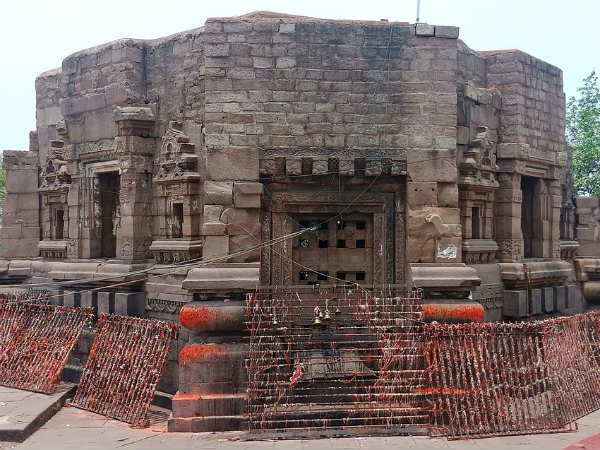 2) Home To The Oldest Hindu Temple