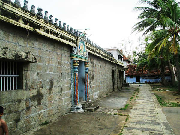 1) Listen To The Legends Of Nagaraja Temple