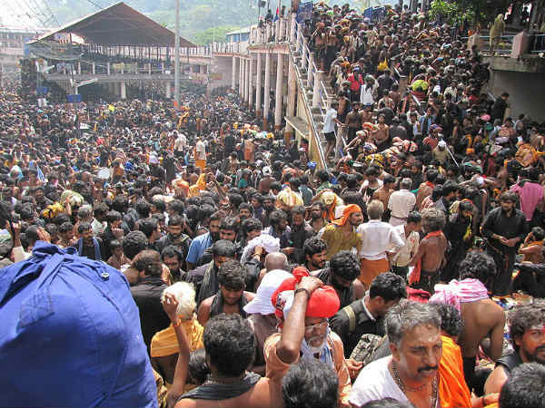 6) The Largest Annual Pilgrimage In The World