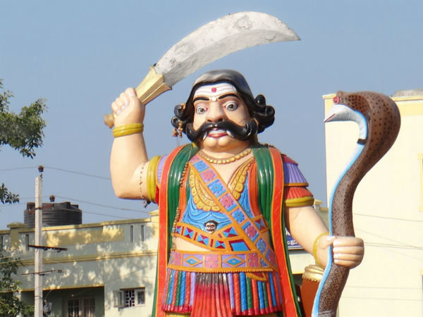 2) Mysore Is Named After The Demon Mahishasura