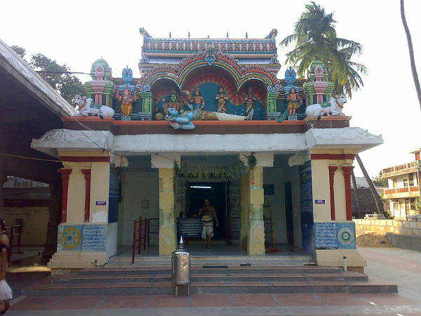 Why You Must Pallikondeswara Temple
