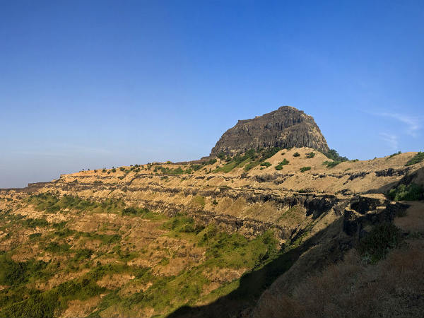 The History And Surroundings Of Rajgad Fort