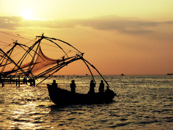 2) The Only Place To Witness Chinese Fishing Nets