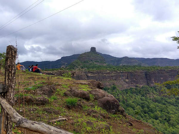 3) Kothaligad Fort