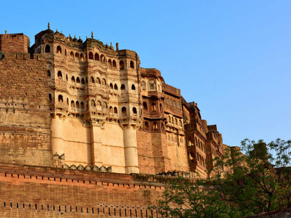 4) Home To The Impregnable Mehrangarh Fort