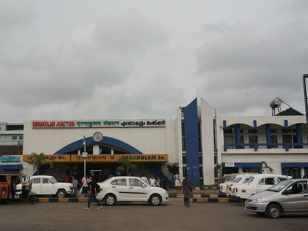 3) The Only City In Kerala With Three Railway Stations