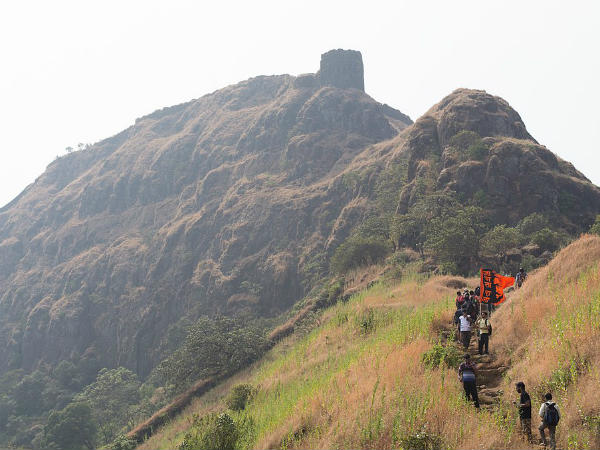 How To Reach Rajgad Fort
