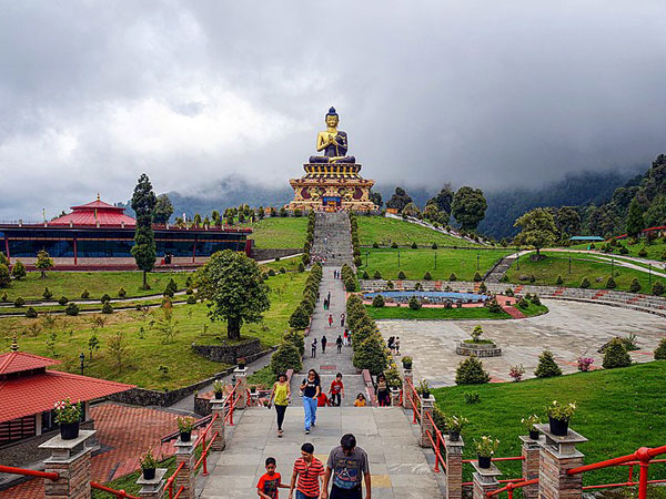 Buddha Park Ravangla, Best Time to Visit, Attractions and