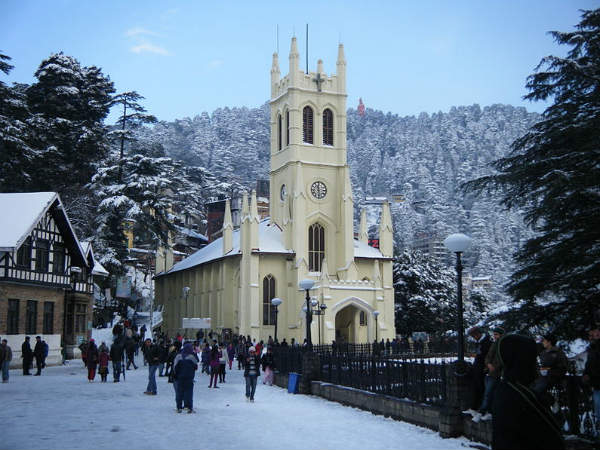 6) Houses The Second Oldest Church In North India