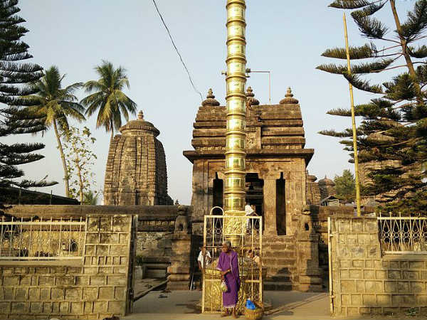 The Location And History Of Sri Mukhalingeswara Temple