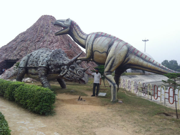 9) Pushpa Gujral Science City