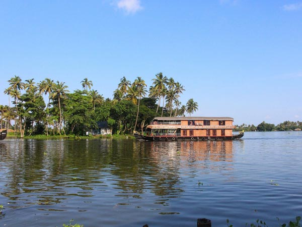 1) Alleppey
