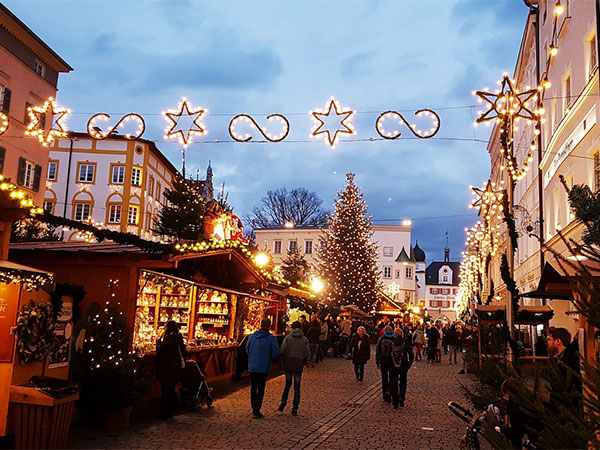 2. Christmas Markets