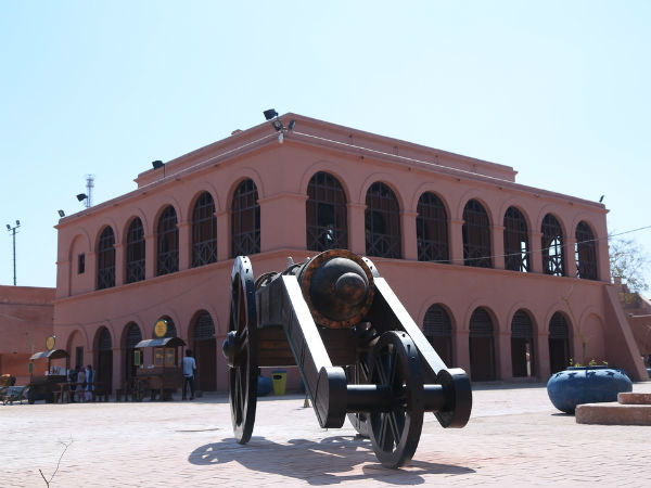 7) Darbar Hall And Museum