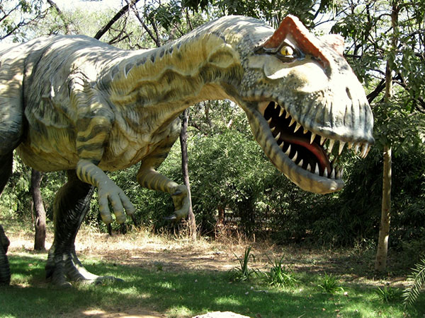 2. Indroda Dinosaur And Fossil Park