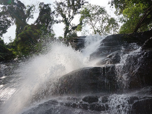 4. Pali Waterfall Trek, Goa