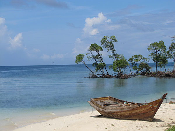 4. The Andamans