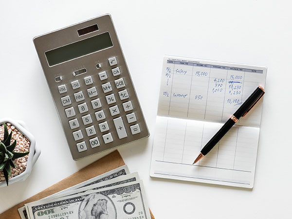 1. Estimate Your Expenses And Prepare A Rough Budget