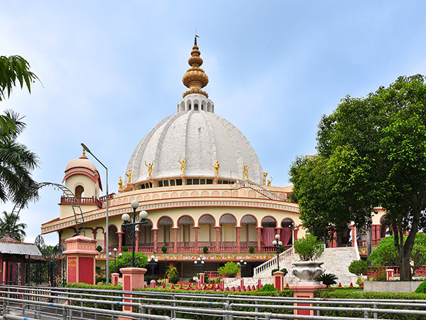 1) ISKCON Chandrodaya Temple: