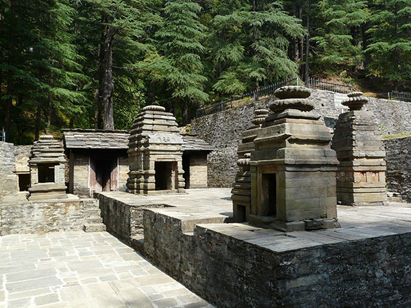 An Insight Into The Shiva Temples Of Jageshwar Dham