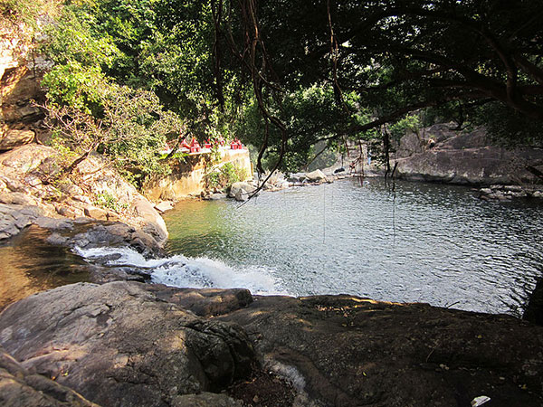 3) Devkund Waterfall: