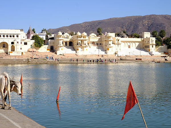 1. Pushkar Lake