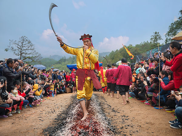2. Home To The Hornbill Festival