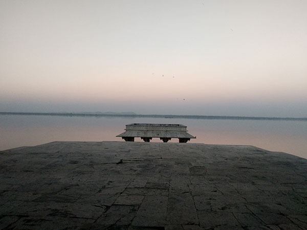 1. Rajsamand Lake