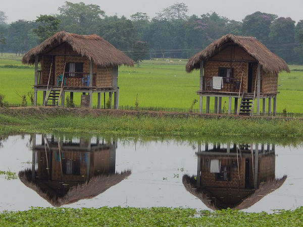 Discover The Magical Majuli, An Island Enclosed By The Mighty Brahmaputra River