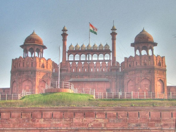 3. Red Fort