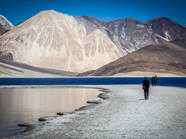 4. Ladakh is a photographer's paradise