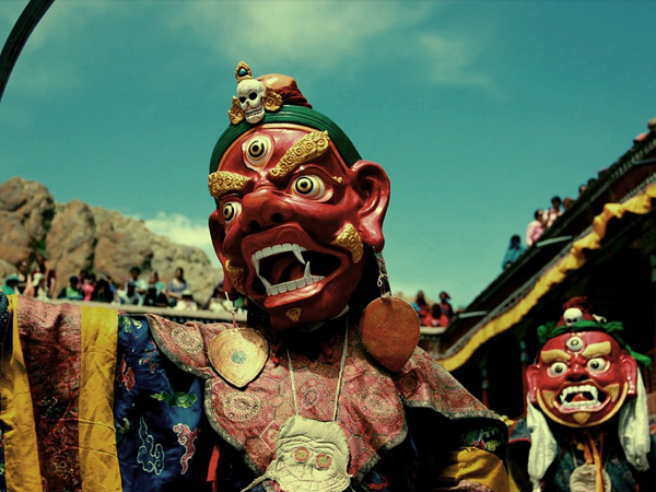 9. Witness winter festivals in Ladakh